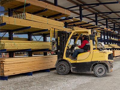 Hughes Lumber - Home
